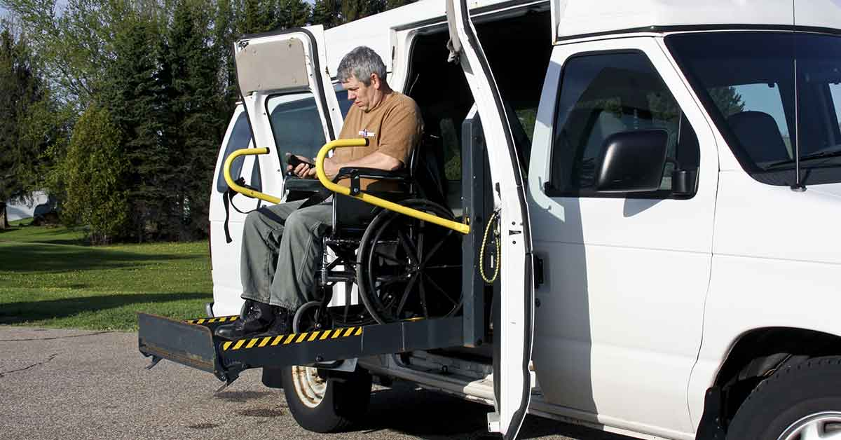 Finding Financial Aid for a Wheelchair-Accessible Vehicle