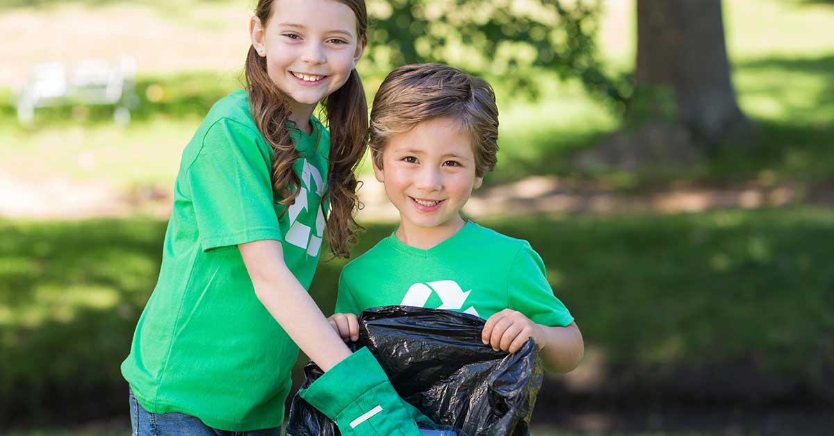 Tips to Get Kids Involved in Community Service
