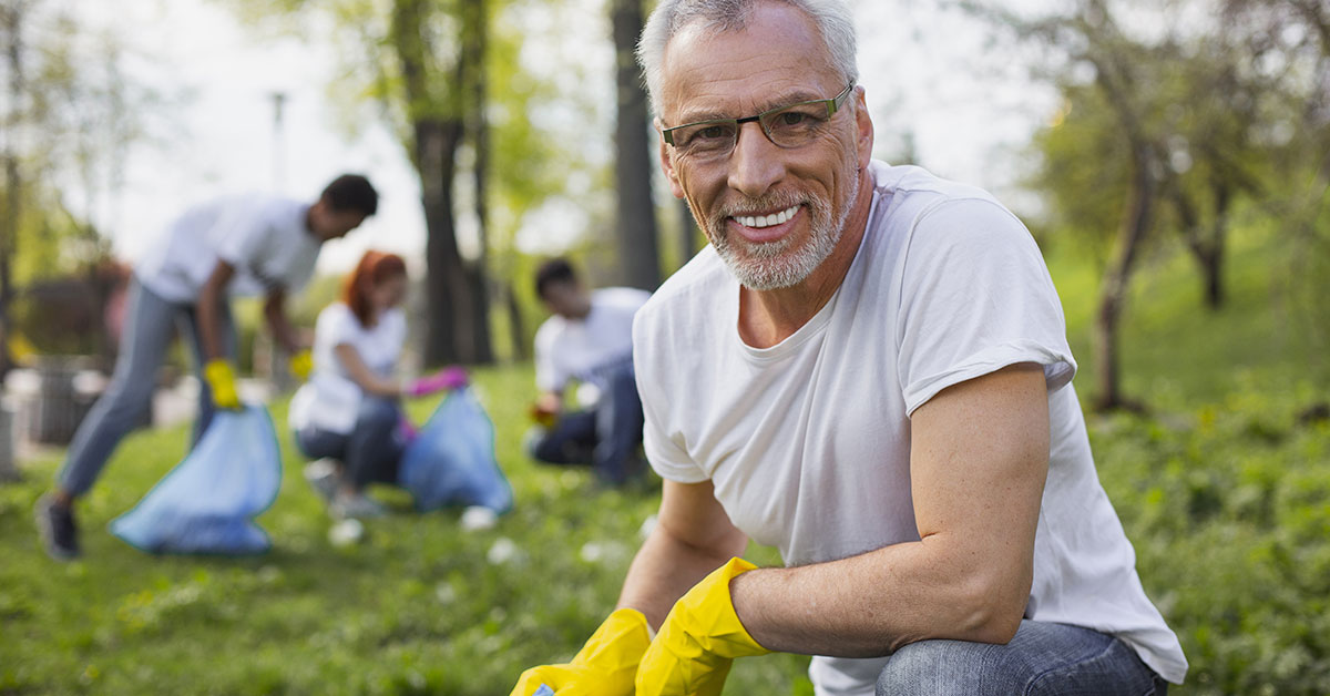 12 Practical Ways for Seniors to Volunteer in Their Community